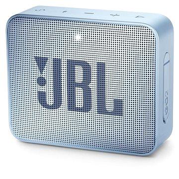 JBL GO 2 ciánkék - Bluetooth hangszóró