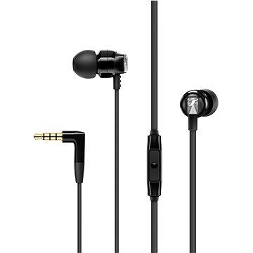 Sennheiser CX 300S fekete - Fej-/fülhallgató