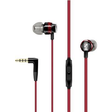 Sennheiser CX 300S piros - Fej-/fülhallgató