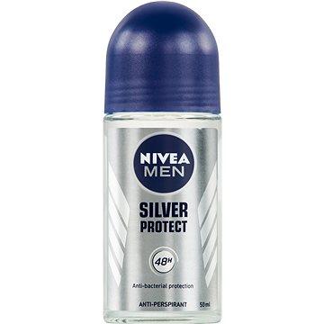 NIVEA MEN Silver Protect 50 ml - Férfi izzadásgátló