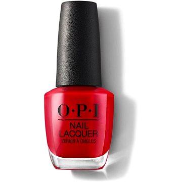 OPI Nail Lacquer Big Apple Red 15 ml - Körömlakk