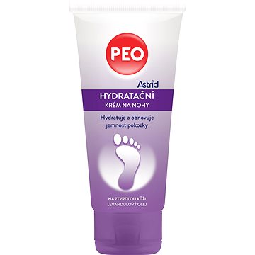 ASTIRID PEO Hidratáló lábkrém 100 ml - Spray