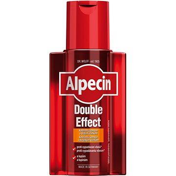 ALPECIN Double-Effect Shampoo 200 ml sampon - Férfi sampon