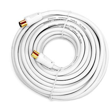 Mascom antenna kábel 7173-100, 10m - Koax kábel
