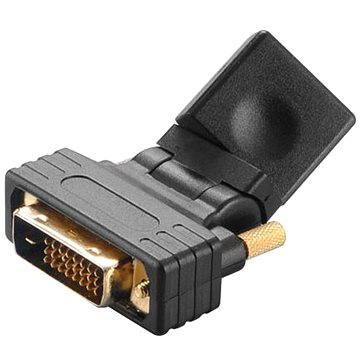 AKASA DVI-D - HDMI - Átalakító