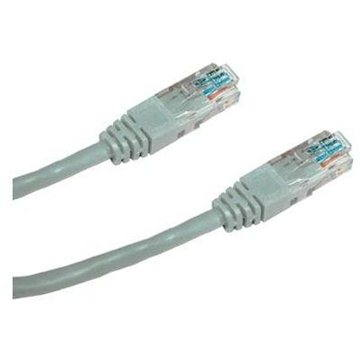 Datacom CAT5E UTP keresztkötésű, 0,5 m - Hálózati kábel