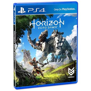 Horizon: Zero Dawn - PS4 - Konzol játék
