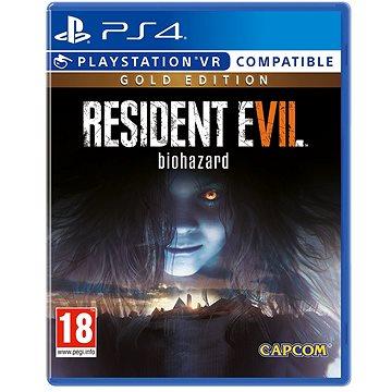 Resident Evil 7: Biohazard Gold Edition - PS4 - Konzol játék