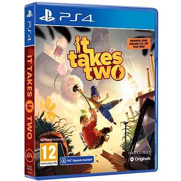 It Takes Two - PS4 - Konzol játék