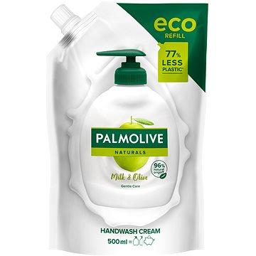 PALMOLIVE Naturals Milk Olive - folyékony szappan utántöltő 500 ml - Folyékony szappan