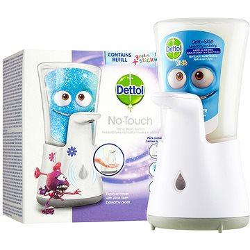 DETTOL Kids érintés nélküli, automatikus szappanadagoló gyermekeknek - Szappanadagoló