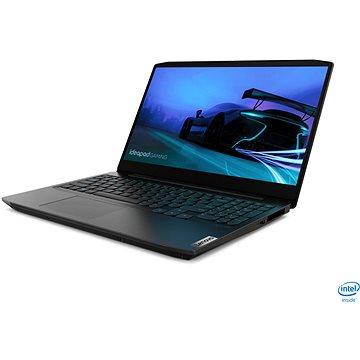 Lenovo IdeaPad Gaming 3 15IMH05 Fekete - Gamer laptop