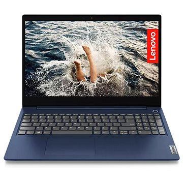 Lenovo IdeaPad 3 15ITL6 kék - Laptop