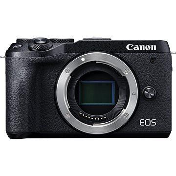 Canon EOS M6 Mark II borítás - Digitális fényképezőgép