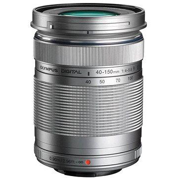 M.ZUIKO DIGITAL ED 40-150 mm R silver - Objektív