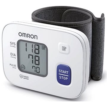 OMRON RS2 - Vérnyomásmérő