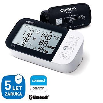 Omron M7 Intelli IT AFIB digitális vérnyomásmérő okos bluetooth csatlakozással az omron connect-hez - Vérnyomásmérő