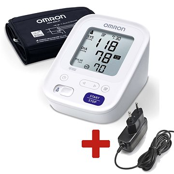 OMRON M3 AC - Vérnyomásmérő