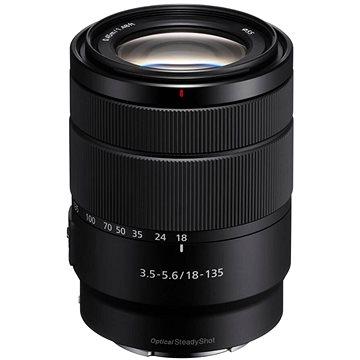 Sony E 18-135 mm f / 3,5-5,6 OSS - Objektív