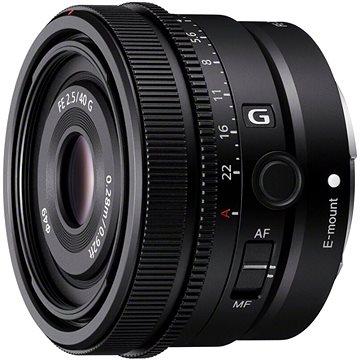 Sony FE 40mm f/2.5 G - Objektív