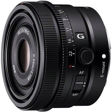 Sony FE 50mm f/2.5 G - Objektív