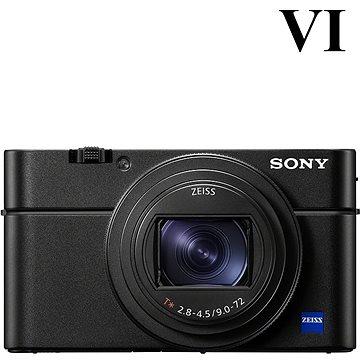 SONY DSC-RX100 VI - Digitális fényképezőgép
