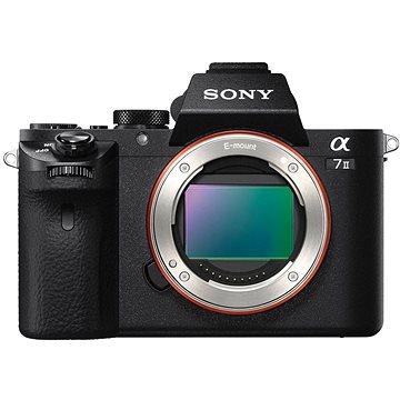Sony Alpha A7II váz - Digitális fényképezőgép