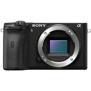 Sony Alpha A6600 ház - Digitális fényképezőgép