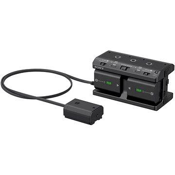 Sony NPA-MQZ1 Multifunkciós adapterkészlet 4 akkumulátorhoz - Töltő