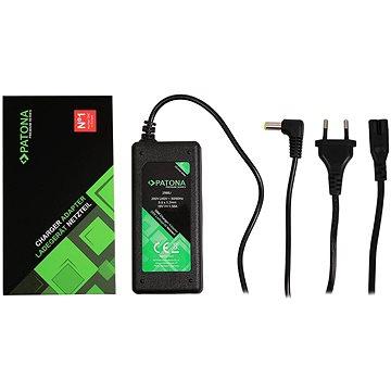 PATONA laptophoz 19 V / 1,58 A, 30 W /5,5x1,7 mm-es csatlakozó - Adapter