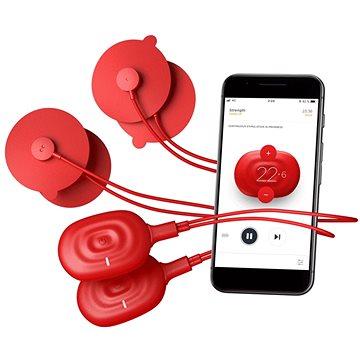 PowerDot Duo Gen 2, piros - Izom- és idegstimulátor