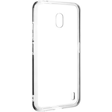 FIXED tok Nokia 2.2 mobiltelefonhoz, átlátszó - Telefon hátlap