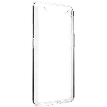 FIXED Skin tok Samsung Galaxy A80 készülékhez, víztiszta - Telefon hátlap