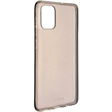 FIXED Slim tok Samsung Galaxy A71 készülékhez - füstszín - Telefon hátlap