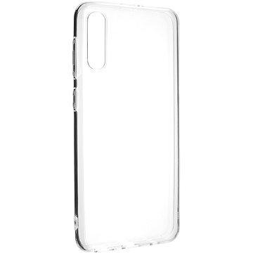 FIXED Skin - Samsung Galaxy A50s/A30s (0,6 mm) készülékhez átlátszó mobiltartó tok - Telefon hátlap