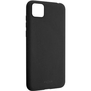 FIXED Story a Huawei Y5p-hez fekete - Telefon hátlap