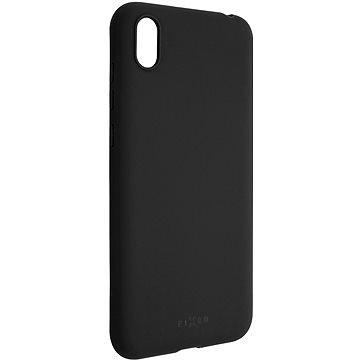 FIXED Story tok Honor 8S/ Honor 8S (2020) készülékhez, fekete - Telefon hátlap