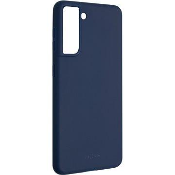 FIXED Story Samsung Galaxy S21-hez kék - Mobiltelefon hátlap
