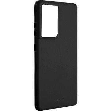 FIXED Story Samsung Galaxy S21 Ultra készülékre, fekete - Mobiltelefon hátlap