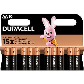 Duracell Basic AA 10db - Eldobható elem