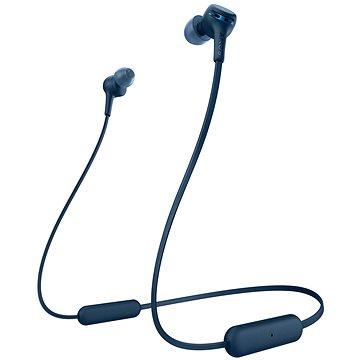 Sony WI-XB400, kék - Vezeték nélküli fül-/fejhallgató