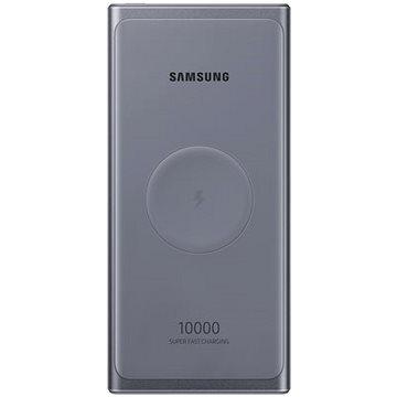 Samsung Powerbank 10000mAh USB-C-vel, szupergyors töltés támogatással (25W) és vezeték nélküli töltéssel - Powerbank