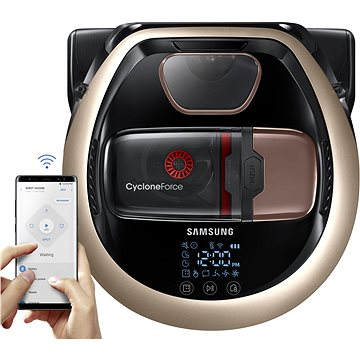 Samsung VR20M707CWD/GE - Robotporszívó