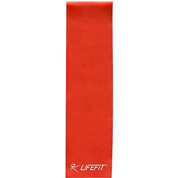 LifeFit Flexband 0,65 piros - Fitneszgumi