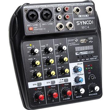 SYNCO MC4 - Keverőpult