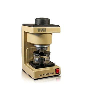 Szarvasi SZV-612/3 MINI ESPRESSO bézs kávéfőző - Kávéfőző