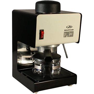 Szarvasi SZV-611/1 ESPRESSO, krémszínű/fekete - Kávéfőző