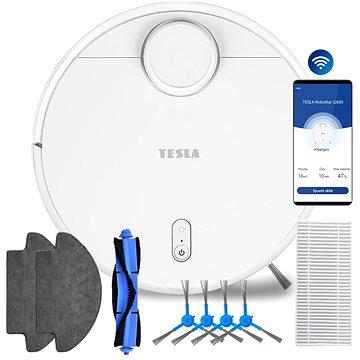 TESLA RoboStar iQ600 - robotporszívó - Robotporszívó
