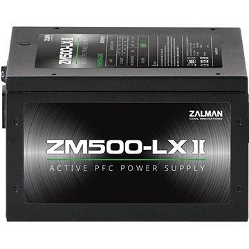 Zalman ZM500-LX II - PC tápegység