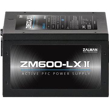 Zalman ZM600-LX II - PC tápegység